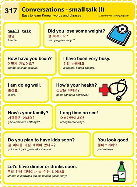 Easy Conversational Korean – 317 | Learning Korean & Lovin' Korea