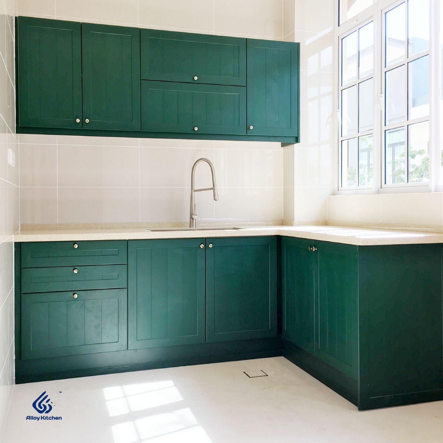 Kitchen Design Aluminium Cabinets Aluminum Kitchen Cabinets Kitchen Design Kitchen Appliances Design
