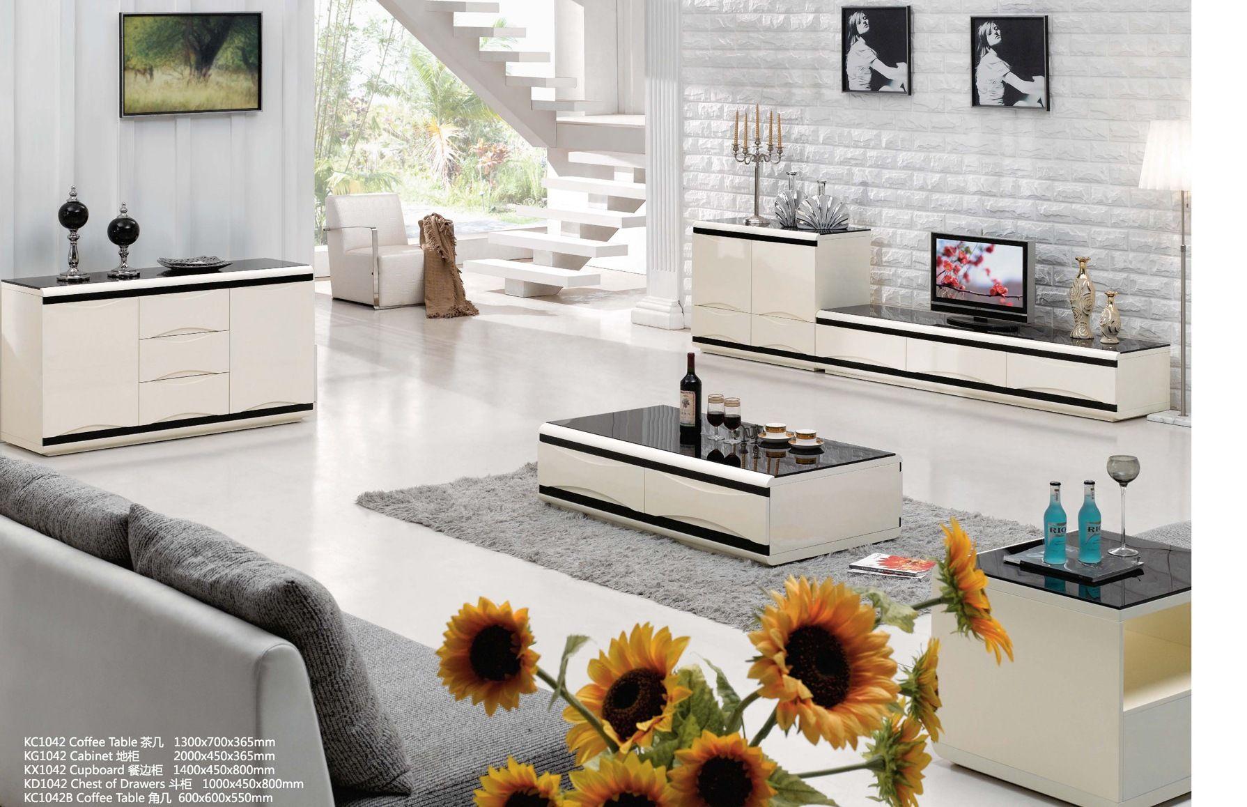 Luxus Meuble Tv Et Table Basse Id Es De Conception De Table Basse # Meuble Tele Table Basse Table Manger Buffet Assorti Bois Clair