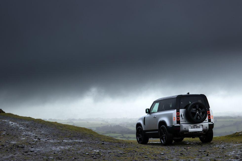 2021 Land Rover Defender 90 TwoDoor Finally Coming to U.S