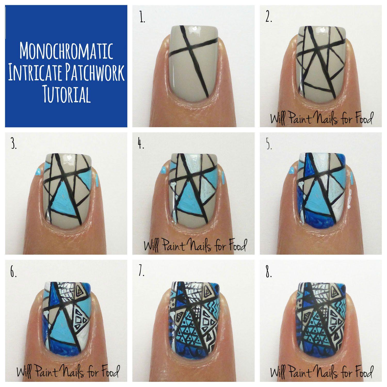 DIY. Read more http://fashionpro.me/diy-15-awesome-nail-art-designs ...