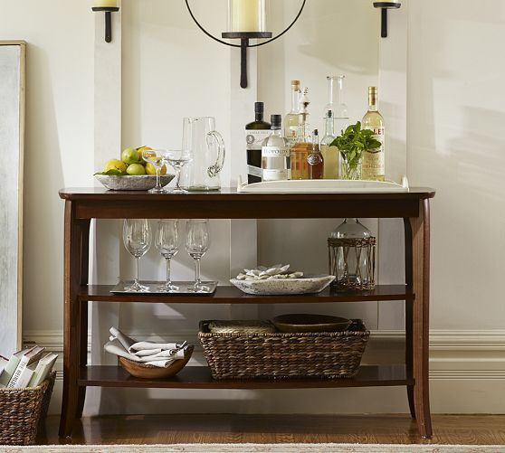 Chloe Foyer Table : Chloe console table small space living pinterest