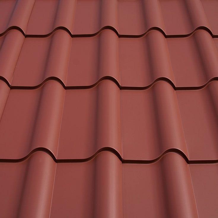 Tile Interlock Metal Roofing Metal Roofing Systems Aluminum Roof Roof Tiles