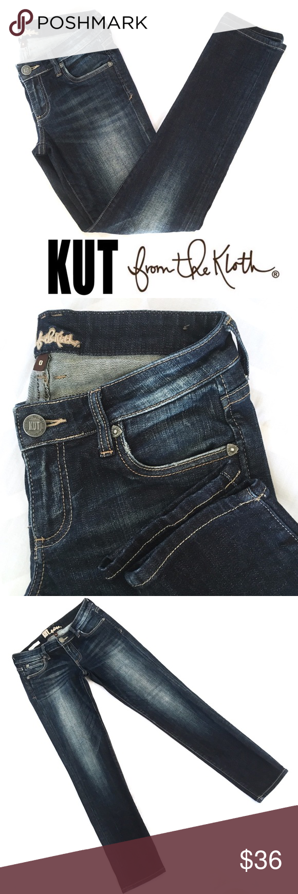 Kut From The Kloth Catherine Boyfriend Jeans Kut From The Kloth