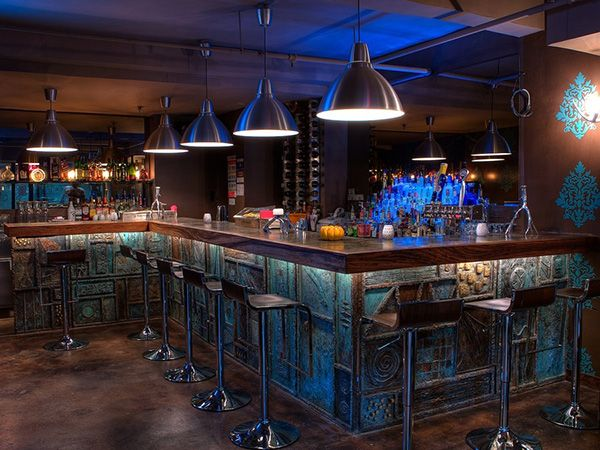 Amazing Rustic Bars Concrete Bar Rustic Bar Bar Design