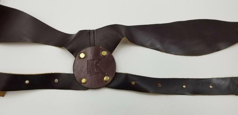 Ad(eBay) Triple K 276-10 Dual Harness Holster w/277-L Dual Clip