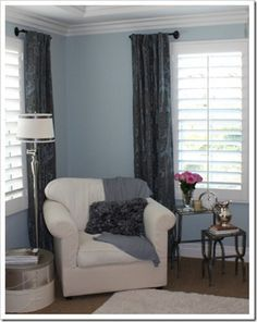 Curtains For Corner Windows Needed This For Our Bedroom