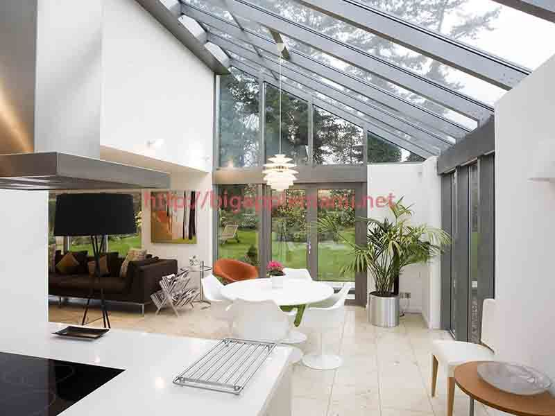 Great Awesome Living Room Extension Cost