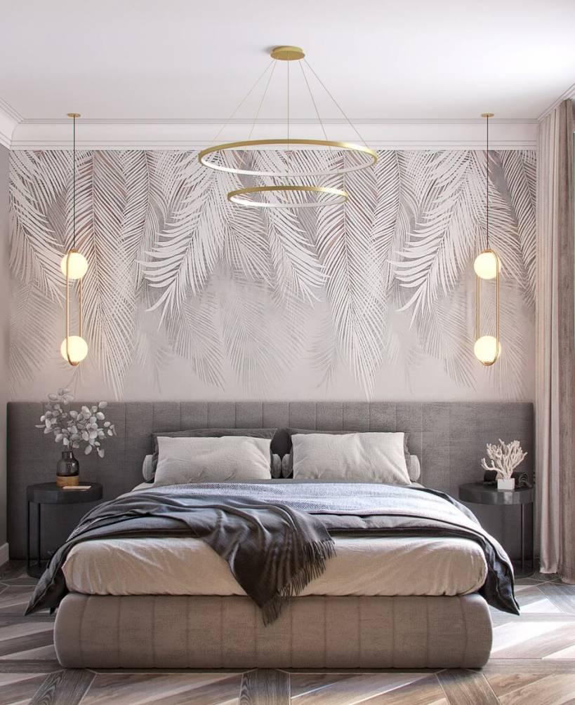 48+ Papier peint chambre a coucher moderne trends