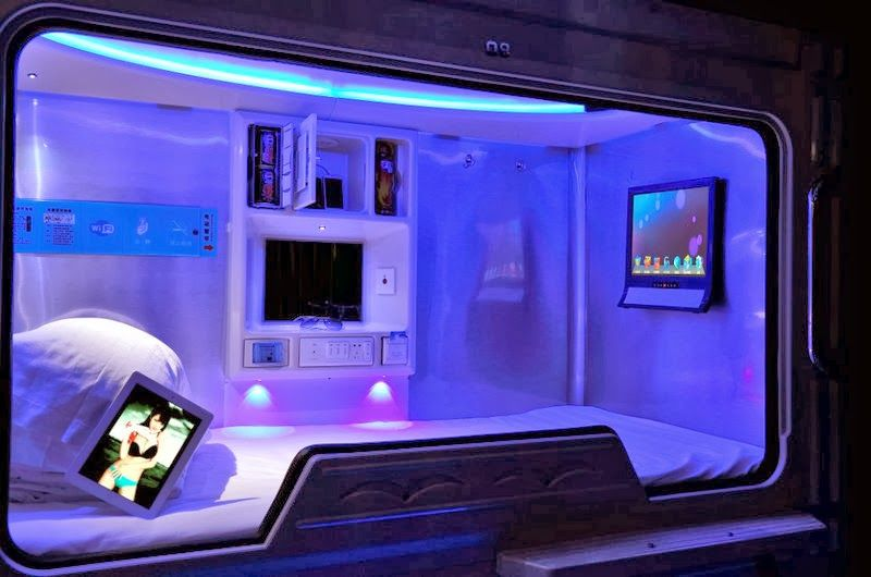 Capsule Pod  Capsule Bed Hong Kong   in 2019  Capsule hotel Sleeping pods Space architecture