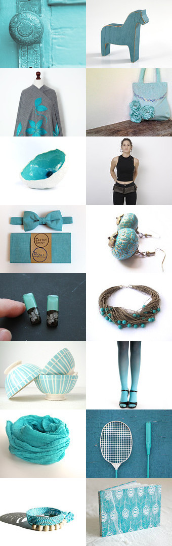 Turquoise and more by Anna on Etsy--Pinned with TreasuryPin.com