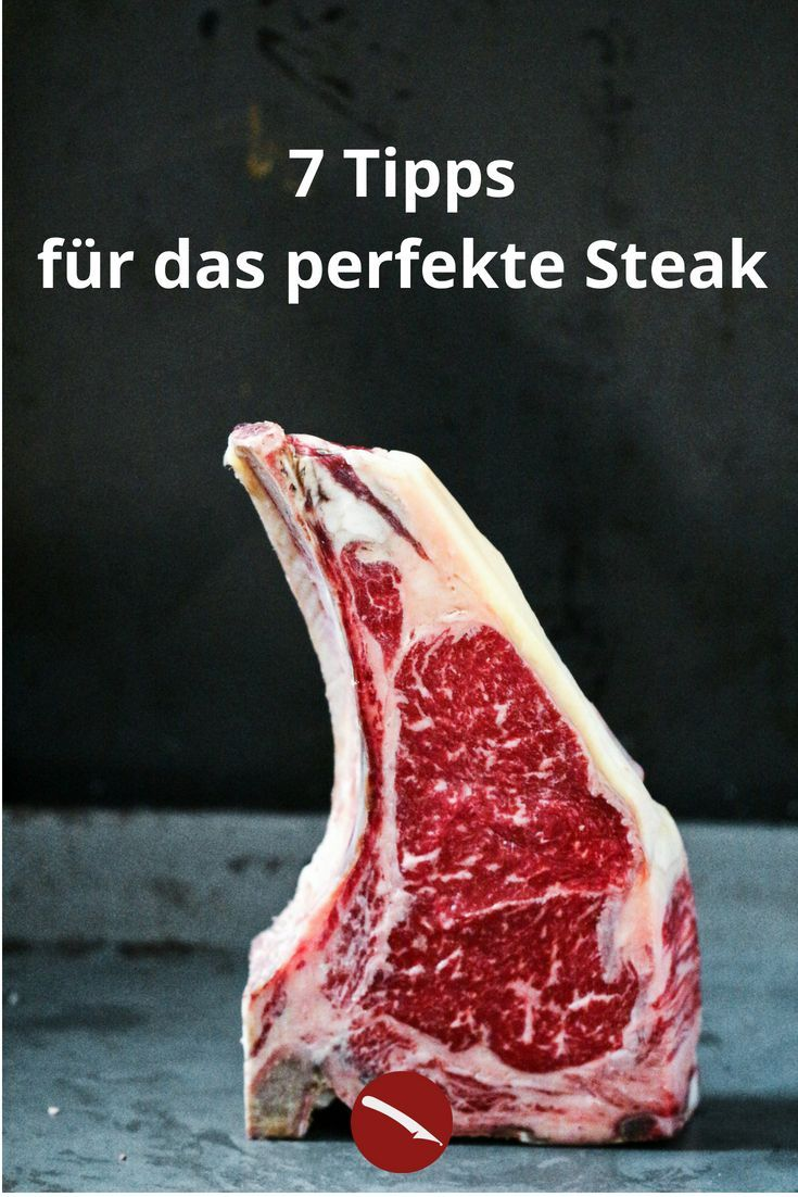 7 tips for the perfect steak: what do I have to pay attention to when shopping, what is the best frying pan, what does dry aged mean, how many degrees do I roast medium and rare, which accessories are important and much more ... - -