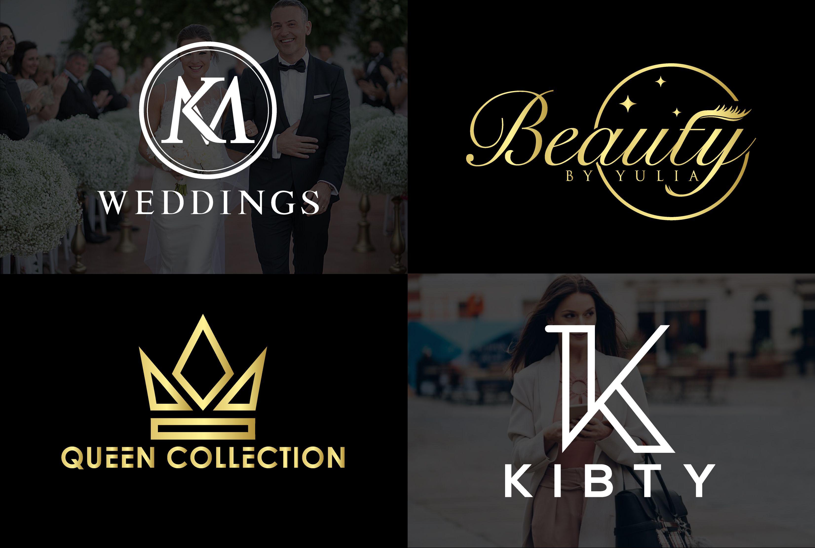 Design luxury fashion branding logo Fashion logo