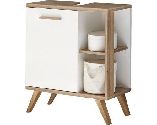 Waschtischunterschrank Pelipal Noventa Weiss 60 5 Cm Bei Hornbach Kaufen Keuken Kast Deuren Badkamer Opknappen Wit
