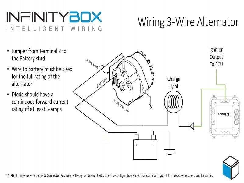 Delco 1 Wire Alternator Tags Wiring Diagram 4 Outstanding Gm