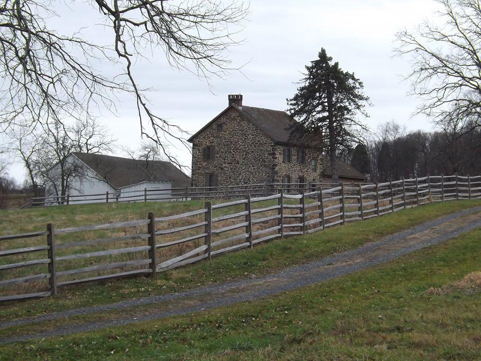 Bushman Farm Gettysburg Battle of gettysburg