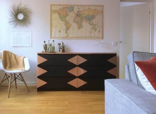 transformer un meuble ikea la commode malm