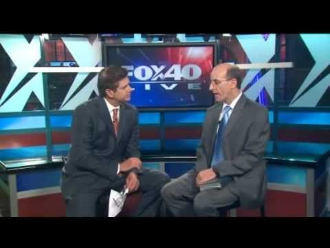 Fox 40 News with Pastor Doug Batchelor on End of the World | It's a