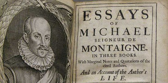 High School Dropouts Essay Michel De Montaigne I Set Forth A Humble And Inglorious Life That Does  Not Matter You Global Warming Essay Thesis also An Essay On Science I Set Forth A Humble And Inglorious Life That Does Not Matter You  Thesis In Essay