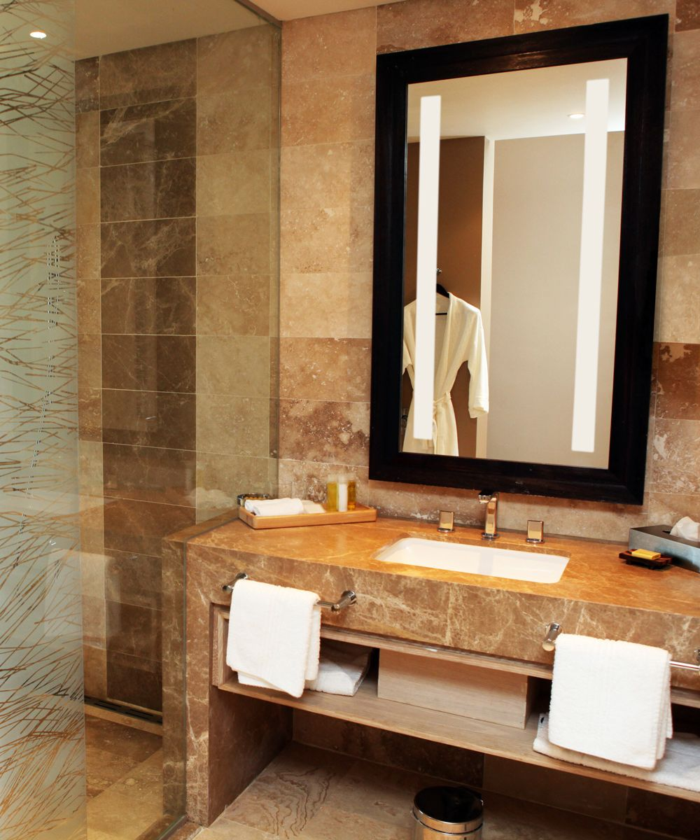 Reflection Lighted Mirror Feature Image Bathroom Mirror Lighted Bathroom Mirror Electric Mirror [ 1200 x 1000 Pixel ]