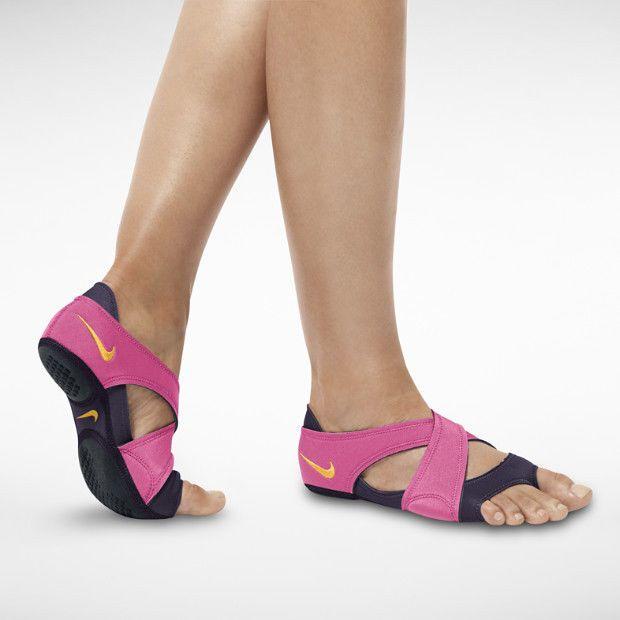 Nike Studio Wrap Training Yoga Dance Barre Pilates Pink 605763 601 Xs Xl New Yoga Shoes Womens Training Shoes Nike Studio Wrap