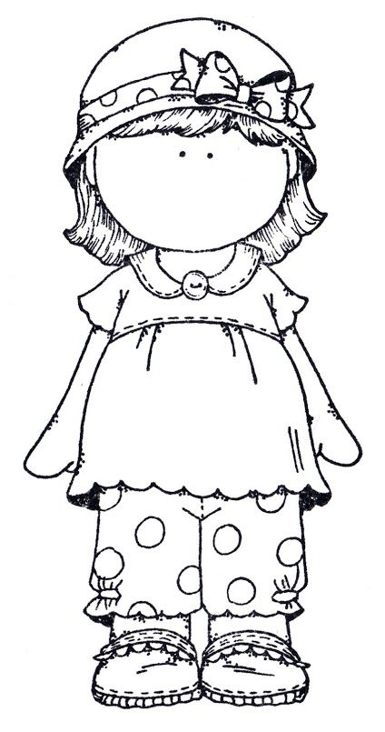 copic coloring pages - copic coloring digi stamps magnolia pinterest