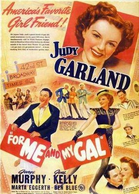 Image result for For Me and My Gal 1942