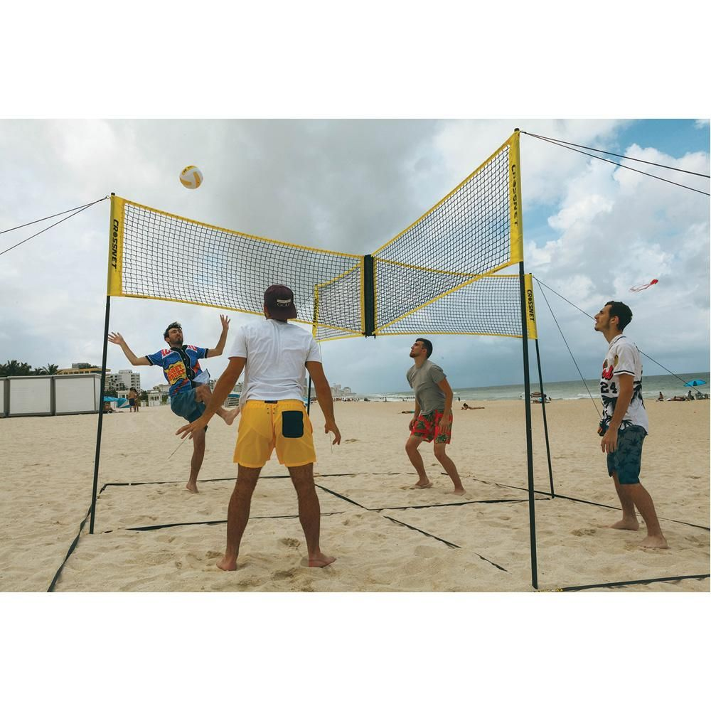 Crossnet Flaghouse Outdoor Sports Equipment Outdoor Games Outdoor Sports