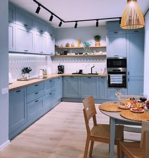 Mavi lake mutfak dolabı modelleri 2020/2021