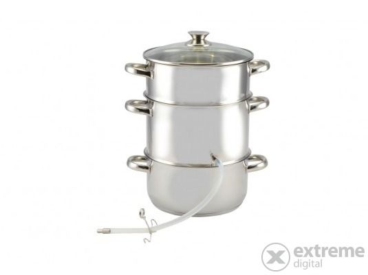 Anyaga rozsdamentes acél (inox), műanyag, üveg 24*17 cm-es - Philips Cucina Küchenmaschine
