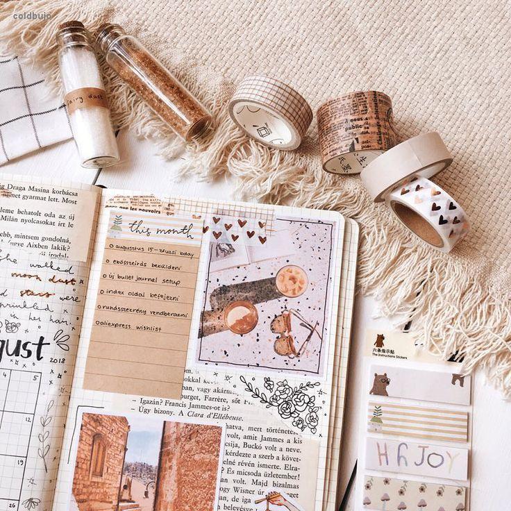 bullet journal bujo planner ideas for weekly spreads studygram study gram calligraphy writing idea i