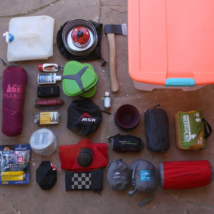 Photo of The 22 Things You Need in Your Car Camping Box