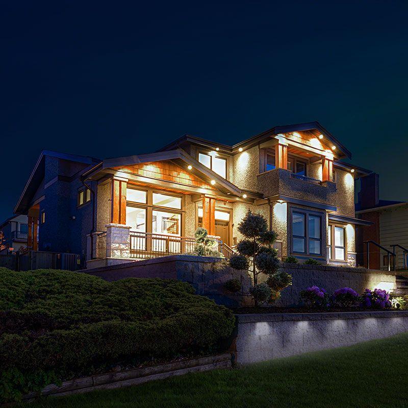 Led Outdoor Landscape Lighting Super Bright Leds