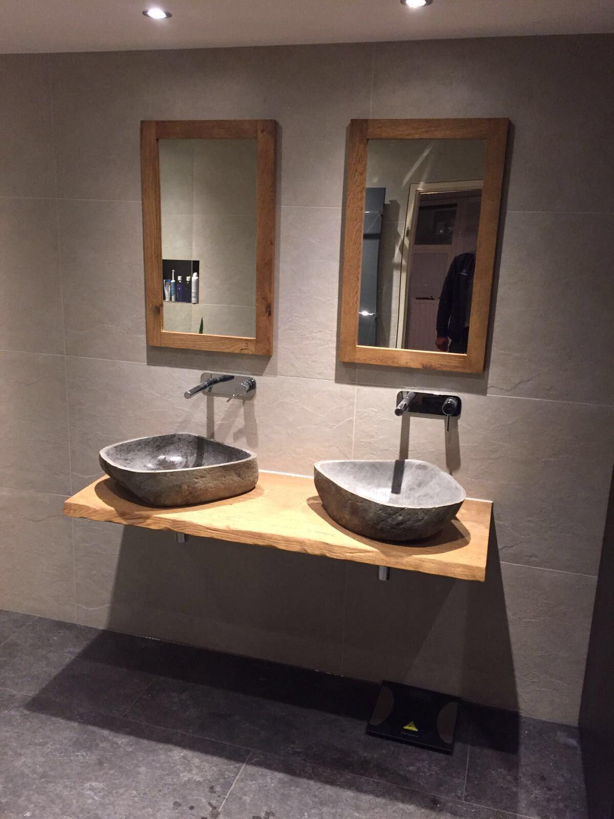 Kommen stone in de badkamer door Van Manen Badkamers te Barneveld ...