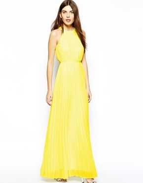Ted Baker Exclusive To Asos Maxi Dress With Lace Panel Em Saldos 139