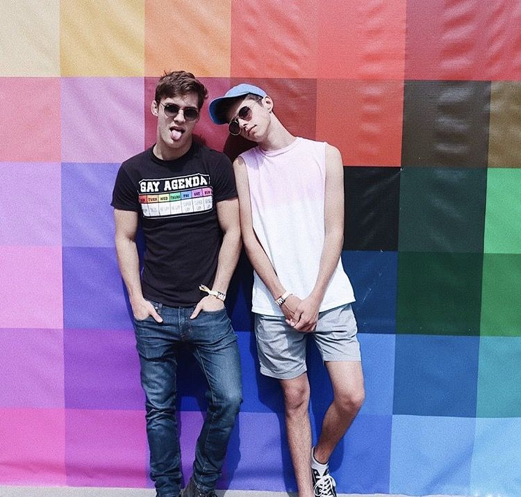 from Leonel dylan gay couple youtube