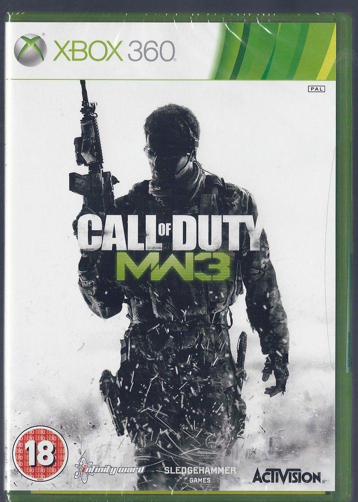 Call Of Duty Modern Warfare 3 Microsoft Xbox 360 New Ebay Call Of Duty Xbox 360 Xbox
