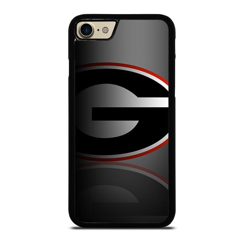 Uga Georgia Bulldogs Symbol Iphone 7 Case Cover Georgia Bulldogs