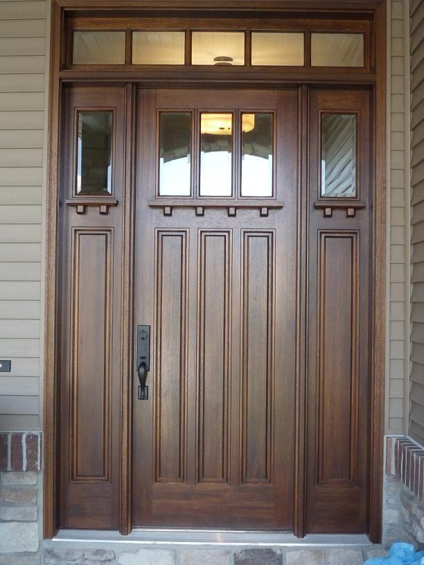 2cb9be5afc44f997d237e7c2d1ddab58 Jpg 612 816 Pixels Craftsman Front Doors Wood Front Doors Wooden Front Doors