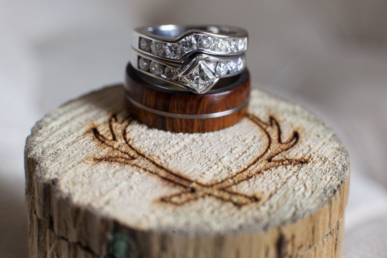 30++ Womens titanium wedding ring sets info