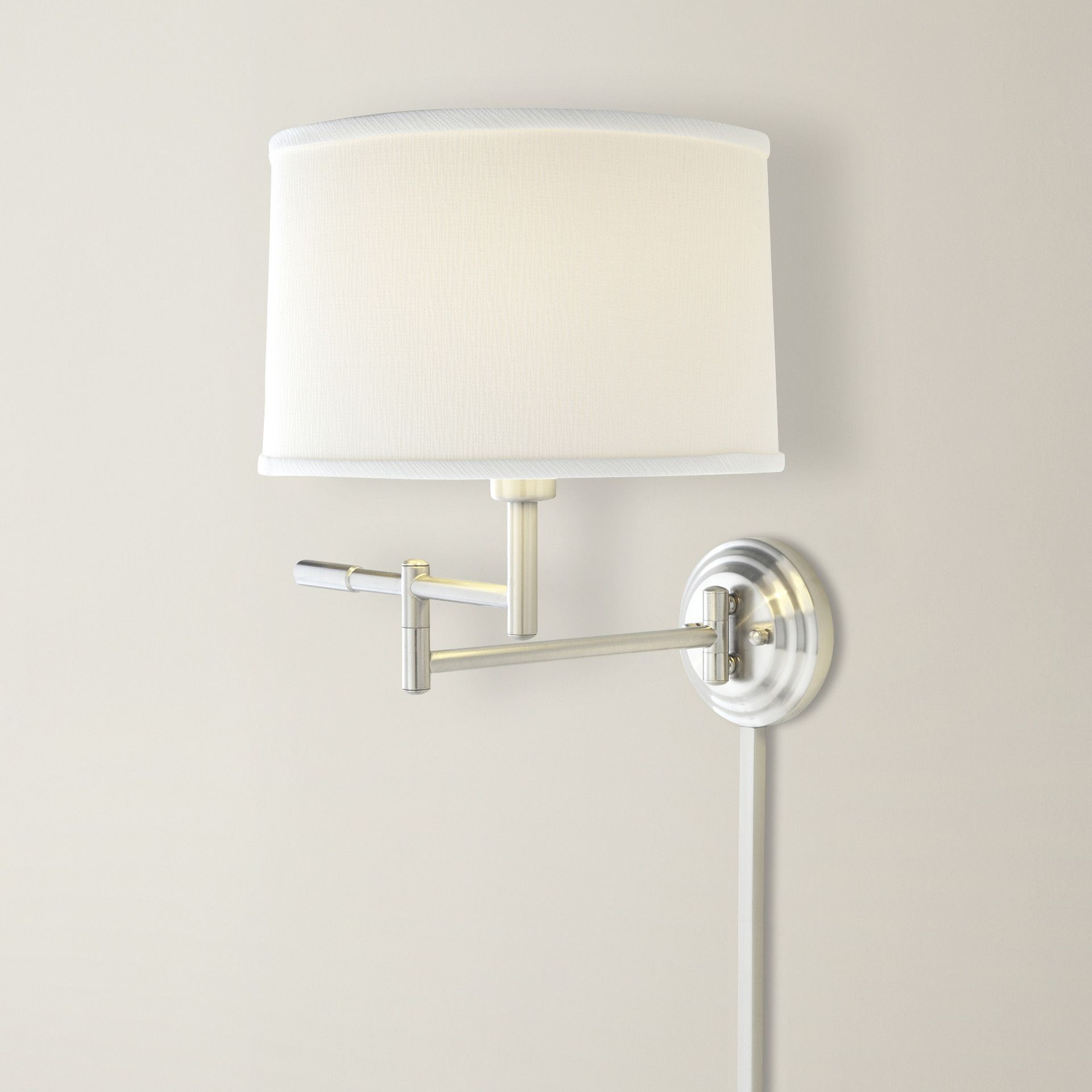 Waucoba 1 Light Swing Arm Wall Sconces Sconces Swing Arm