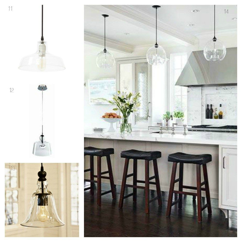 Glass pendant lights for the kitchen glass pendants pendant