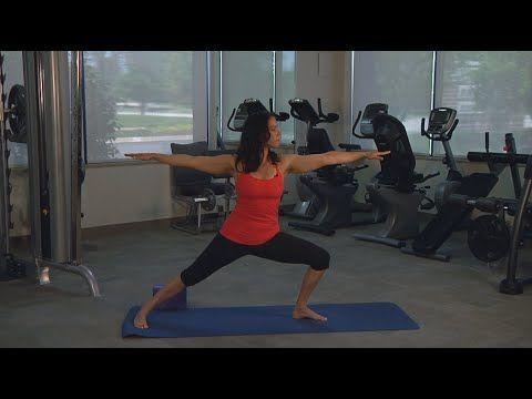 yoga move to improve balance and flexibility  life