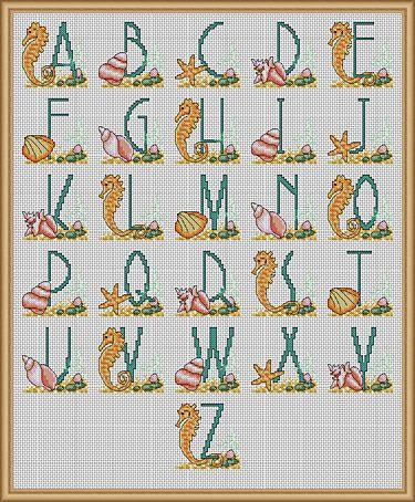 Cross Stitch Patterns - Instant Download