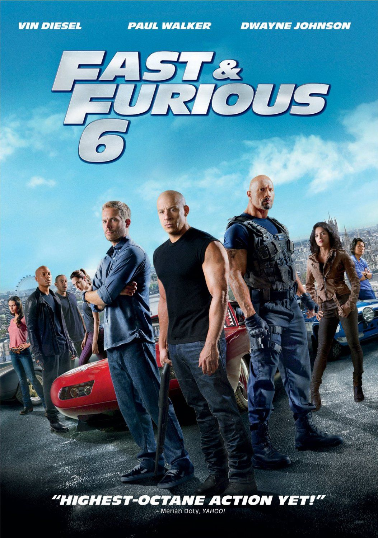 Fast Furious 6 Amazon Peliculas Completas Peliculas Fast And Furious