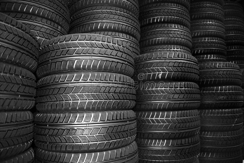 New Car Tyres Store Room Full Of New Car Tyres Affiliate