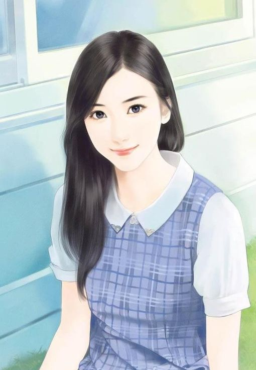 Chinese girl y chinese girl y pinterest girls girl drawings chinese girl y voltagebd Image collections