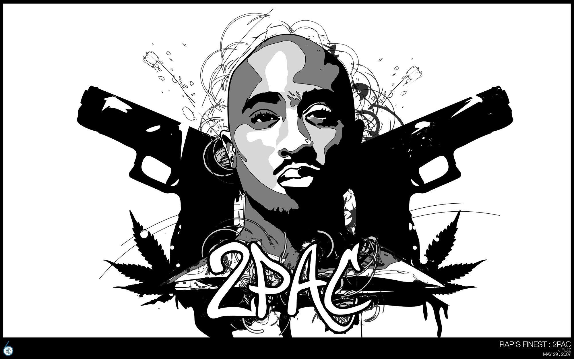 Hd 2pac Wallpaper Ololoshenka 2pac Tupac Shakur Rap