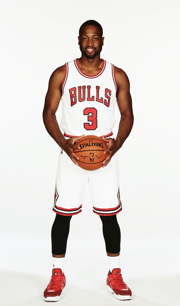 "fyeahbballplayers: """"Dwyane Wade | Chicago Bulls. n.3 ..."