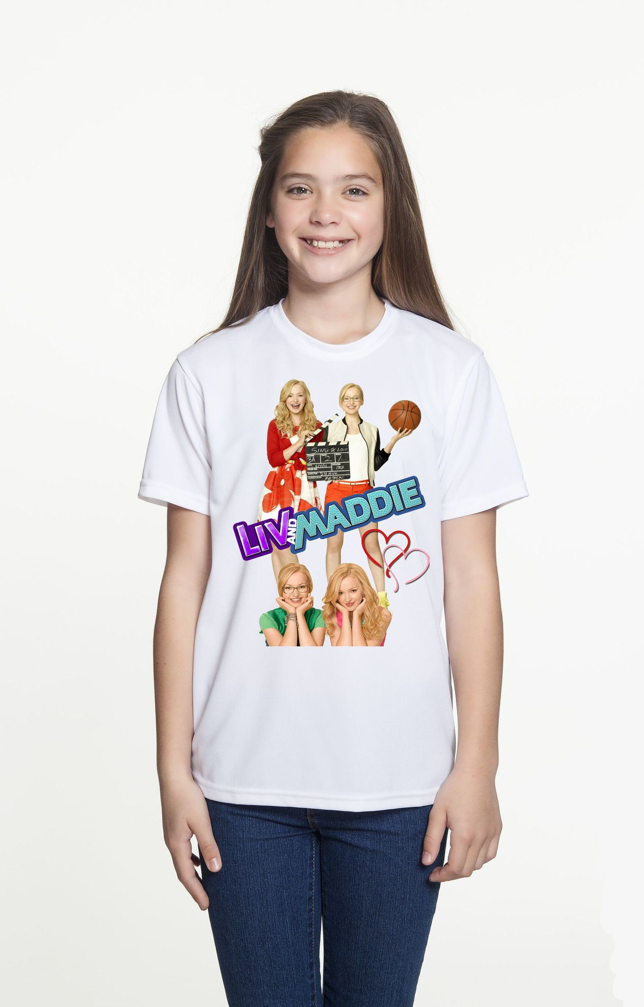 Printable coloring pages liv and maddie - Brand New T Shirt Disney Liv And Maddie Tv Show